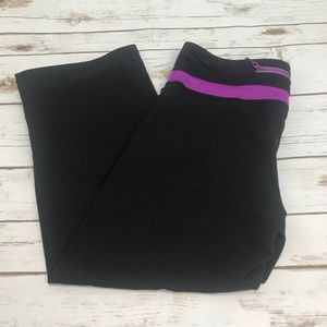 🎉SALE!!! Capri walking pants w/zipper